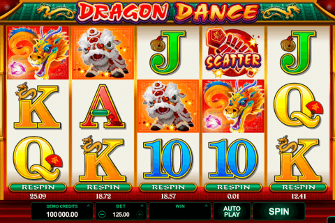 dragon dance microgaming