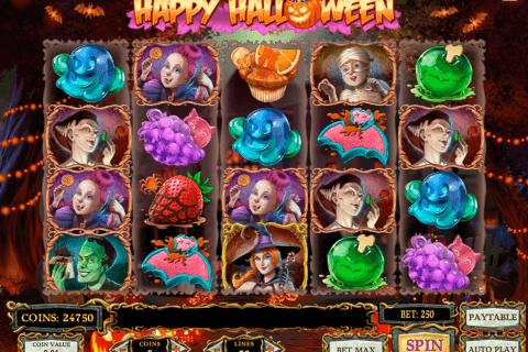 happy halloween playn go