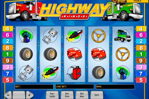 highway kings playtech