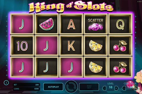 king of slots netent