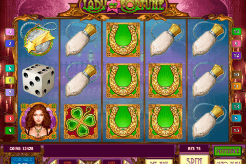 lady of fortune playn go