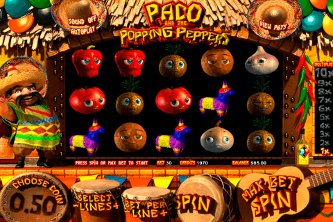 paco and the popping peppers betsoft