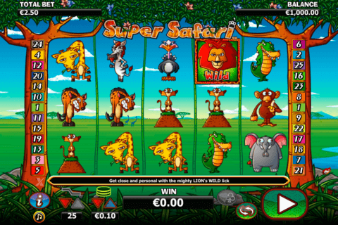 super safari netgen gaming