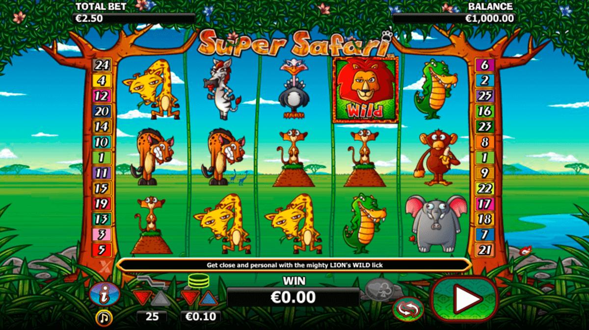super safari nextgen gaming