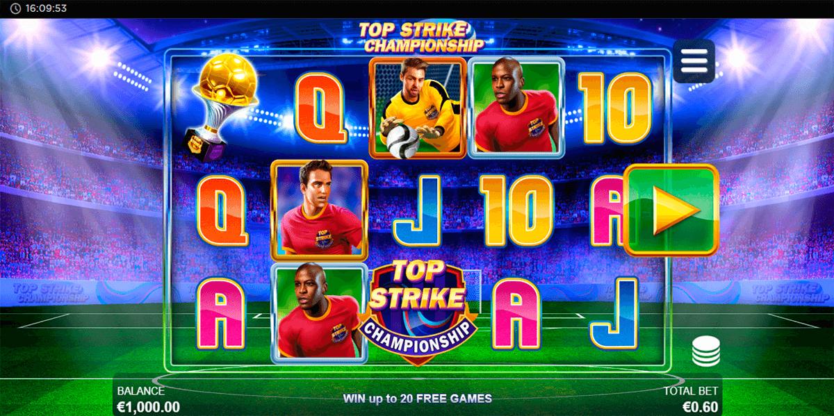 top strike championship nextgen gaming
