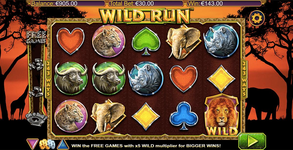 wild run nextgen gaming